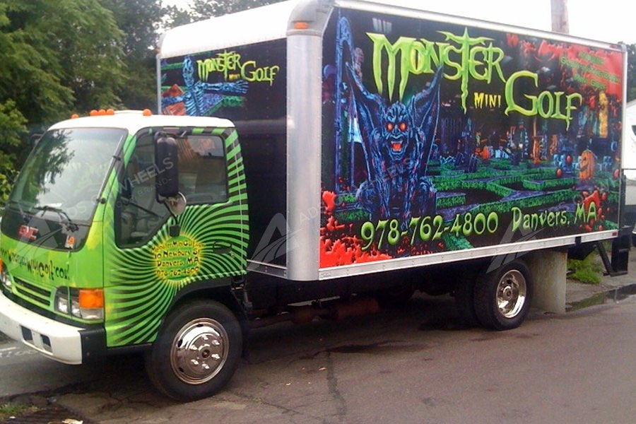 Wrap your Vehicle and Give your Business a Boost!