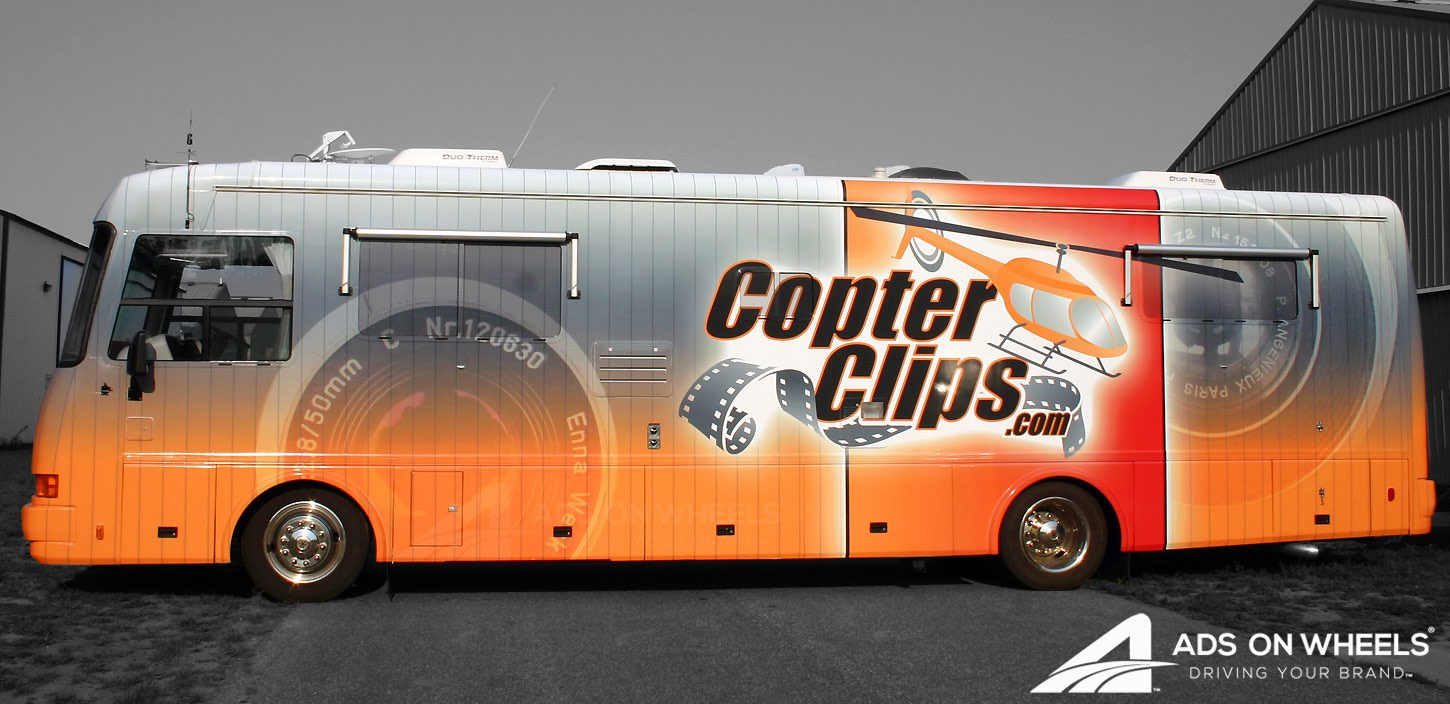 Ads On Wheels - Vehicle Wraps and Fleet Graphics - Ads On
