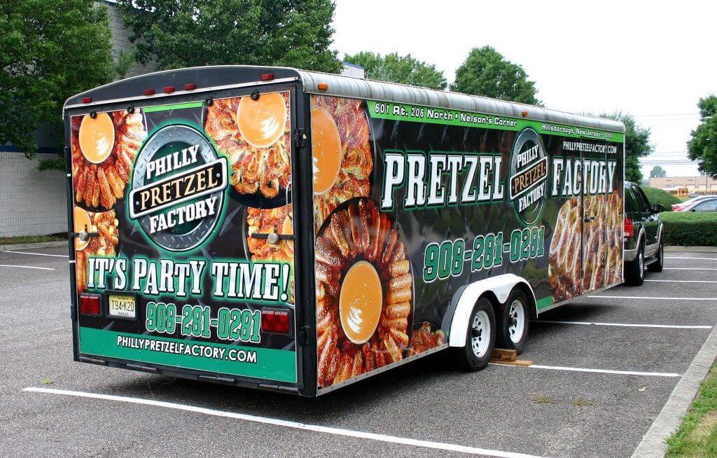 Trailer Wraps: How To Mix Work And Play With Trailer Graphics!