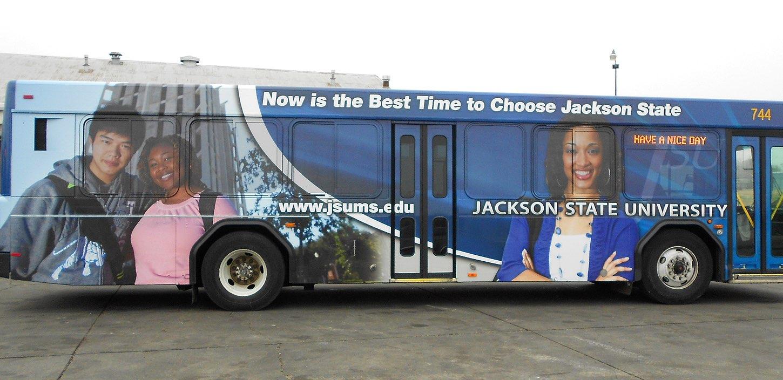 Transit Bus Wraps
