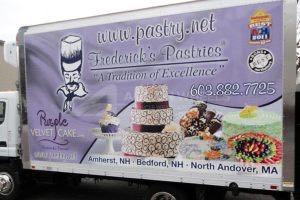 Box Truck Wrap FDP Food