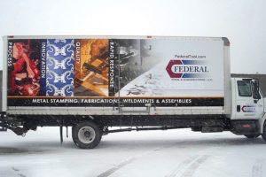 Box Truck Wrap Tools MER