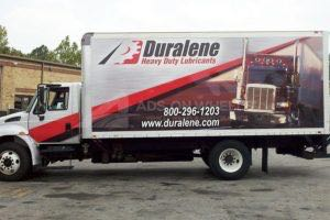 Box Truck Wraps DUR