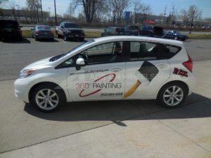 Car Wrap Graphics Wraps Coupe 360 EG