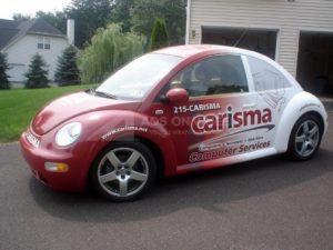 Car Wrap Graphics Wraps Coupe Beetle CAR