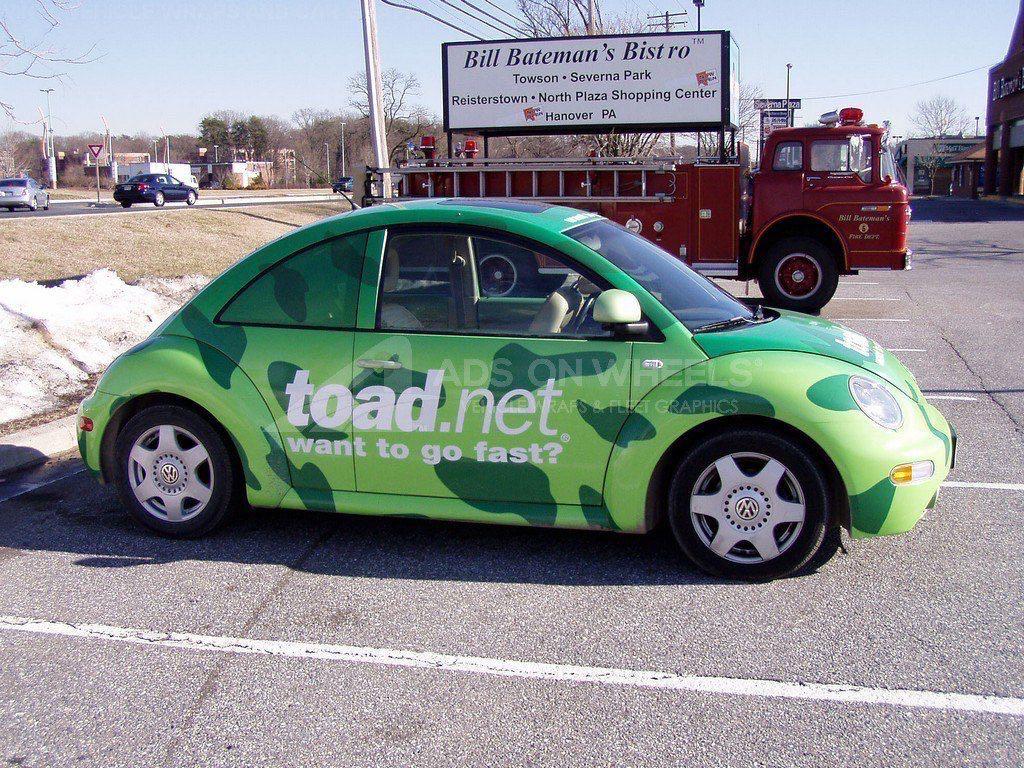 Car Wrap Graphics Wraps Coupe Beetle Techn