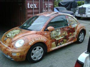 Car Wrap Graphics Wraps Coupe Beetle Wood Ksc