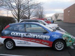 Car Wrap Graphics Wraps Coupe Ford Cwi3