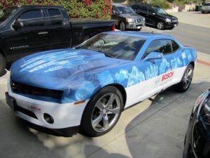 Car Wrap Graphics Wraps Coupe Sports Bosch