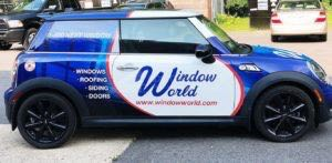 Car Wrap Graphics Wraps Coupe Window World Franchise 2