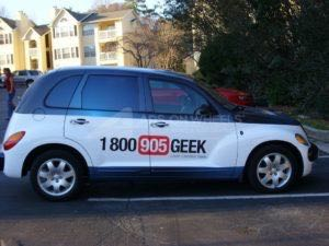 Car Wrap Graphics Wraps Sedan Geek