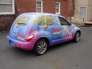Car Wrap Graphics Wraps Sedan Auto Group Masano