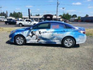 Car Wrap Graphics Wraps Sedan Bwa15