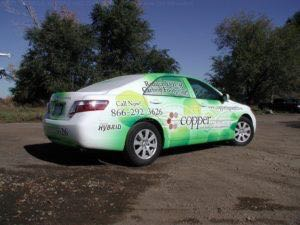 Car Wrap Graphics Wraps Sedan Ccw