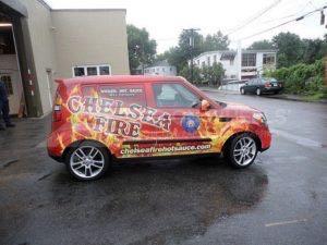 Car Wrap Graphics Wraps Sedan Chelsea Soul