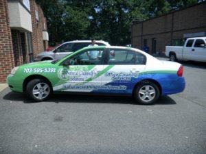 Car Wrap Graphics Wraps Sedan Cleaning NCS