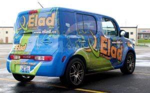 Car Wrap Graphics Wraps Sedan Ela 1