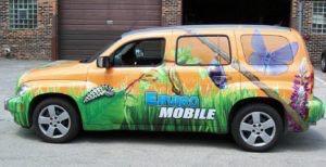 Car Wrap Graphics Wraps Sedan Hhr Recycle 2