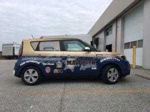 Car Wrap Graphics Wraps Sedan Maverick