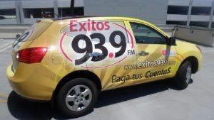 Car Wrap Graphics Wraps Sedan Radio Station Eto