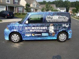 Car Wrap Graphics Wraps Sedan Scion Mpg