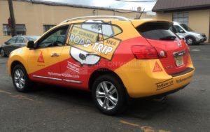 Car Wrap Graphics Wraps Sedan Sika
