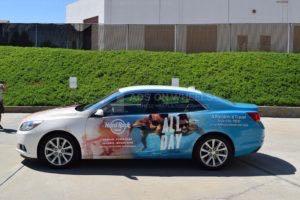 Car Wrap Graphics Wraps Sedan Travel Toyota Hrapft