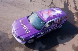 Car Wrap Graphics Wraps Sedan Wagon Dodge Dox