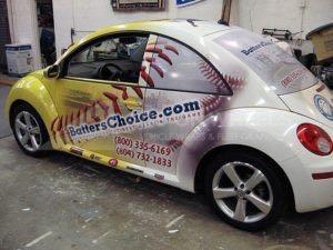 Car Wrap Graphics Wraps Vw Beetle BC Coupe