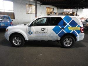 Car Wraps Suv Ford Escape Hospital Medical MWW