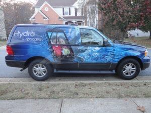 Car Wraps Suv Kyocera Ford Expedition