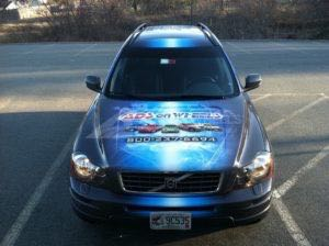 Car Wraps Suv Graphics Ads On Wheels Volvo XC90