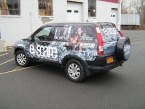 Car Wraps Suv Graphics Escape Honda CRV