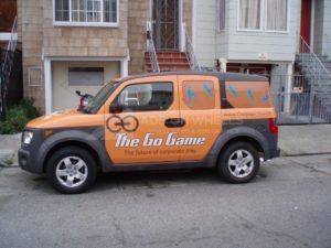 Car Wraps Suv Graphics Go Game Honda Element TGG