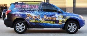 Car Wraps Suv Graphics Granite Countertops Toyota RAV4