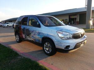 Car Wraps Suv Graphics HR LST Buick Rendesvous 4