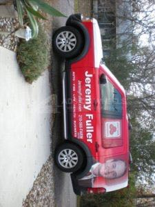 Car Wraps Suv Graphics State Farm Insurance Land Rover LR3
