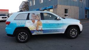 Car Wraps Suv Graphics Travel Agency Jeep Cherokee ATSE