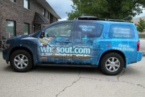 Car Wraps Suv Graphics Whos Out Infinity QX