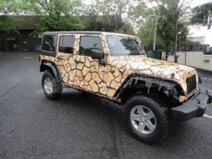 Car Wraps Suv Graphics Custom Jeep Wrangler JEP