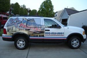 Car Wraps Suv Protect Painters Ford Exlorer
