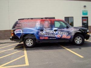 Car Wraps Suv Remax Suburban Chevy RMX Dh