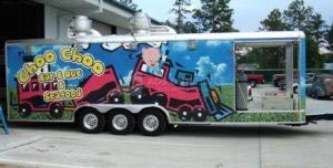 Concesson Trailer Wrap Graphics Choo