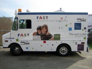 Food Truck Wrap Fairpoint