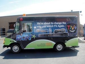 Food Truck Wrap Graphics RCN