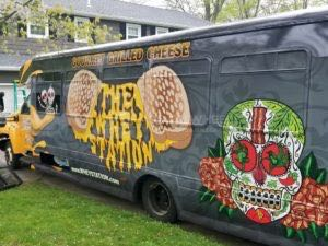 Food Truck Wrap Graphics TWS2
