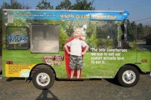 Food Truck Wrap Graphics Stoneyfield