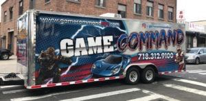 Gaming Trailer Wrap Game Graphics Command