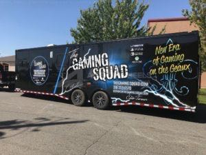 Gaming Trailer Wrap Graphics Game Game Squad