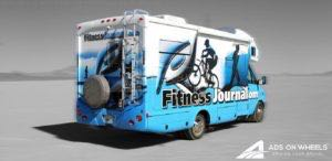Rv Wrap Graphics Decal Fitness